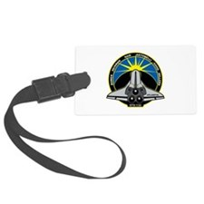 STS-132 Luggage Tag