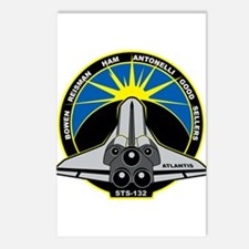 STS-132 Atlantis Postcards (Package of 8)