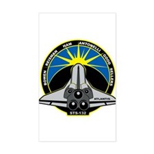 STS-132 Atlantis Decal