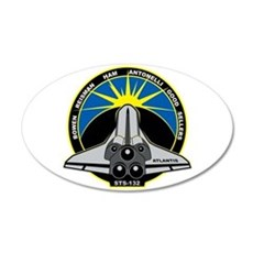 STS-132 Wall Decal