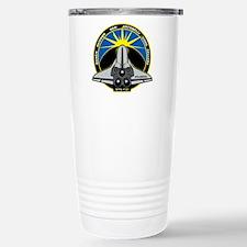 STS-132 Atlantis Stainless Steel Travel Mug