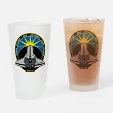 STS-132 Drinking Glass