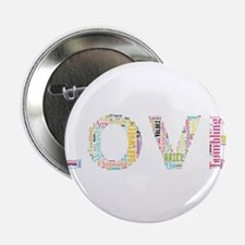 "Tumbling Love 2.25"" Button"