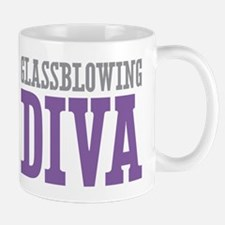 Glassblowing DIVA Mug