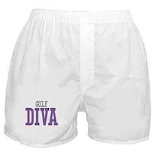 Golf DIVA Boxer Shorts