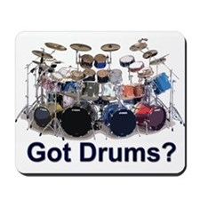 GOT DRUMS Mousepad
