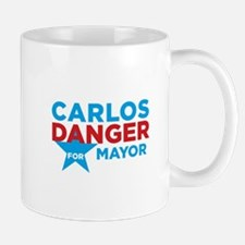 Carlos Danger for Mayor Mug