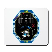 STS-131 Payload Mousepad