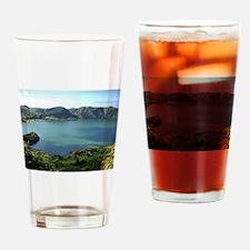 Sete Cidades Lagoon in S. Miguel, Azores Drinking