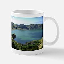 Sete Cidades Lagoon in S. Miguel, Azores Mug