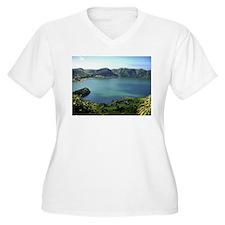 Sete Cidades Lagoon in S. Miguel, Azores Plus Size