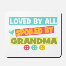 Loved By All Mousepad