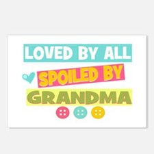 Loved By All Postcards (Package of 8)