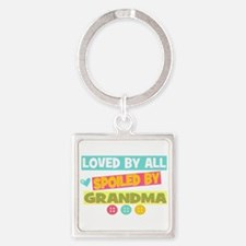 Loved By All Keychains
