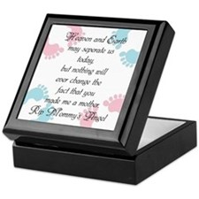 You Made Me A Mother Keepsake Box