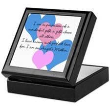 Angels Mother Keepsake Box
