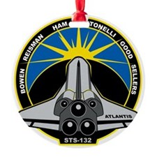 STS-132 Atlantis Ornament