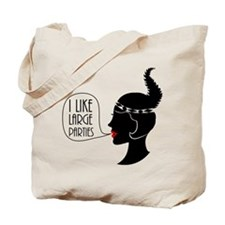 Gatsby Parties Tote Bag