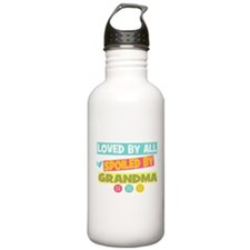 Loved By All Water Bottle