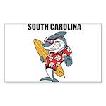 South Carolina Sticker