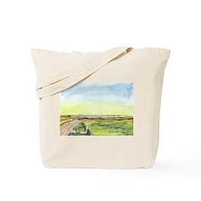 Lindisfarne and the Farne Islands Tote Bag