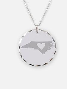 Heart North Carolina Necklace