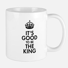 It's Good to Be the King Royal Baby Design Mug