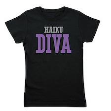 Haiku DIVA Girl's Tee