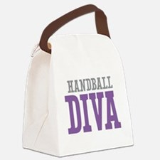 Handball DIVA Canvas Lunch Bag