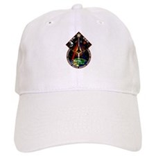 STS-129 Cloth Baseball Cap