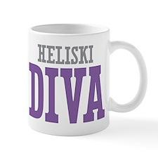 Heliski DIVA Mug