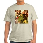 Attwell 4 Ash Grey T-Shirt