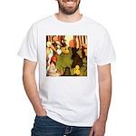 Attwell 4 White T-Shirt