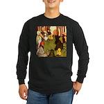 Attwell 4 Long Sleeve Dark T-Shirt