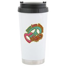 Peace Love Nursing Travel Mug