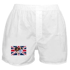 Royal Baby - William Kate Boxer Shorts