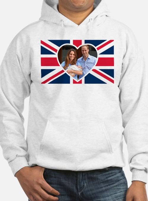 Royal Baby - William Kate Hoodie