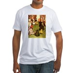 Attwell 4 Fitted T-Shirt