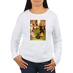 Attwell 4 Women's Long Sleeve T-Shirt
