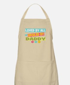 Spoiled By Daddy Apron
