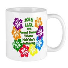 2013 4th annual Hawaii trip Mug