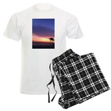 Santa Rosa Island: Colorful Sunsets Pajamas