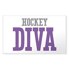 Hockey DIVA Decal