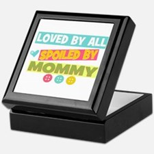 Spoiled by Mommy Keepsake Box