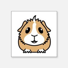 Happy Guinea Pig Sticker