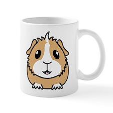 Happy Guinea Pig Small Mug