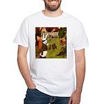 Attwell 5 White T-Shirt