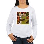 Attwell 5 Women's Long Sleeve T-Shirt