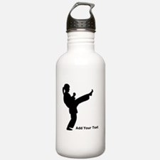 Martial Artist Water Bottle