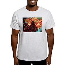Granville Island Farmers Market: Cherries T-Shirt